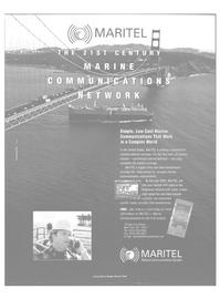 Maritime Reporter Magazine, page 11,  Jan 2000