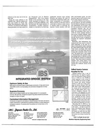 Maritime Reporter Magazine, page 12,  Jan 2000