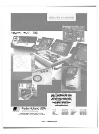 Maritime Reporter Magazine, page 15,  Jan 2000