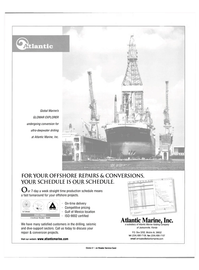 Maritime Reporter Magazine, page 2nd Cover,  Jan 2000 Harman On Time Radio