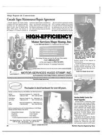 Maritime Reporter Magazine, page 24,  Jan 2000
