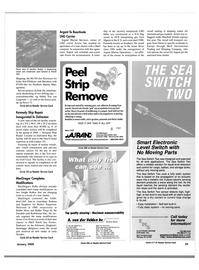 Maritime Reporter Magazine, page 25,  Jan 2000