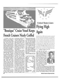 Maritime Reporter Magazine, page 26,  Jan 2000