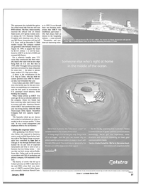 Maritime Reporter Magazine, page 27,  Jan 2000