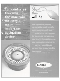 Maritime Reporter Magazine, page 1,  Jan 2000