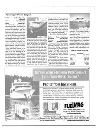 Maritime Reporter Magazine, page 32,  Jan 2000