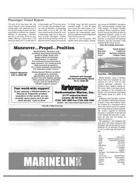 Maritime Reporter Magazine, page 38,  Jan 2000