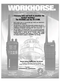 Maritime Reporter Magazine, page 3rd Cover,  Jan 2000