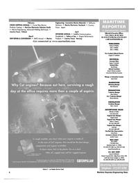 Maritime Reporter Magazine, page 4,  Jan 2000