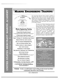 Maritime Reporter Magazine, page 5,  Jan 2000