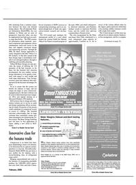 Maritime Reporter Magazine, page 9,  Feb 2000