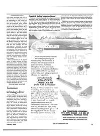 Maritime Reporter Magazine, page 11,  Feb 2000