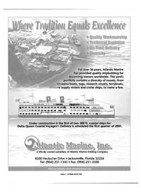 Maritime Reporter Magazine, page 18,  Feb 2000 COASTAL VOYAGES JBB BB SB