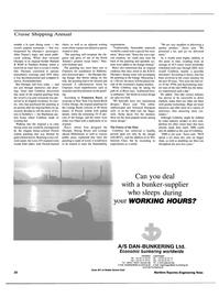 Maritime Reporter Magazine, page 20,  Feb 2000