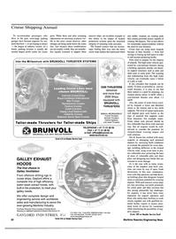 Maritime Reporter Magazine, page 32,  Feb 2000