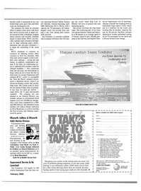 Maritime Reporter Magazine, page 35,  Feb 2000