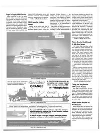 Maritime Reporter Magazine, page 56,  Feb 2000