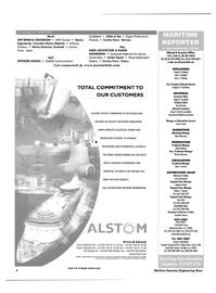 Maritime Reporter Magazine, page 4,  Feb 2000