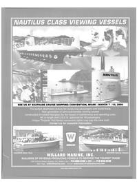 Maritime Reporter Magazine, page 59,  Feb 2000