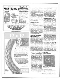 Maritime Reporter Magazine, page 60,  Feb 2000 Washington