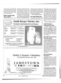 Maritime Reporter Magazine, page 62,  Feb 2000 Florida