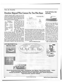 Maritime Reporter Magazine, page 3rd Cover,  Feb 2000