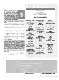 Maritime Reporter Magazine, page 6,  Feb 2000
