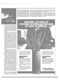 Maritime Reporter Magazine, page 21,  Mar 2000