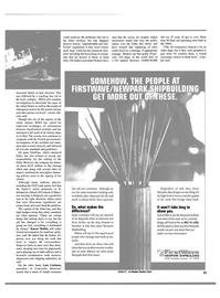 Maritime Reporter Magazine, page 21,  Mar 2000 Francis Fair