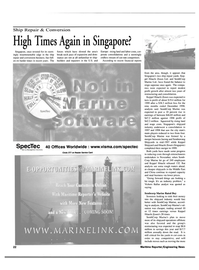 Maritime Reporter Magazine, page 22,  Mar 2000