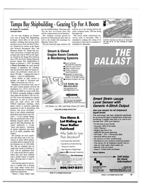 Maritime Reporter Magazine, page 31,  Mar 2000 New Jersey