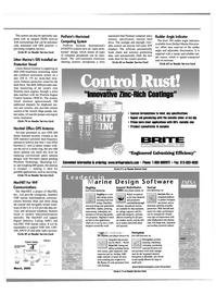 Maritime Reporter Magazine, page 47,  Mar 2000 steel