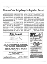 Maritime Reporter Magazine, page 48,  Mar 2000 Mississippi