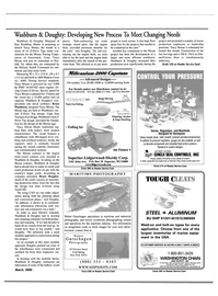 Maritime Reporter Magazine, page 49,  Mar 2000 Washington