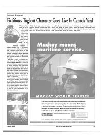 Maritime Reporter Magazine, page 51,  Mar 2000 Nova Scotia