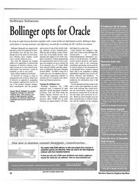 Maritime Reporter Magazine, page 52,  Mar 2000 CAD/CAM