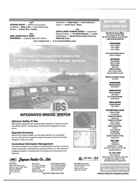 Maritime Reporter Magazine, page 4,  Mar 2000