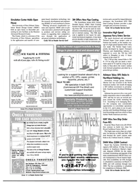 Maritime Reporter Magazine, page 58,  Mar 2000 simulation technologies