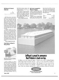 Maritime Reporter Magazine, page 59,  Mar 2000 Steve Proehl