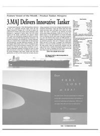 Maritime Reporter Magazine, page 61,  Mar 2000