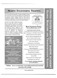 Maritime Reporter Magazine, page 5,  Mar 2000 USMMA Global Maritime and Transportation School