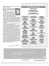 Maritime Reporter Magazine, page 6,  Mar 2000