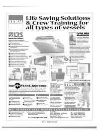 Maritime Reporter Magazine, page 11,  Apr 2000