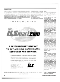 Maritime Reporter Magazine, page 16,  Apr 2000 Tennessee