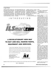 Maritime Reporter Magazine, page 16,  Apr 2000