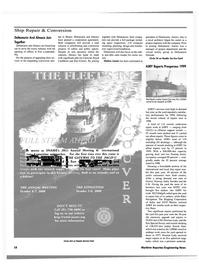 Maritime Reporter Magazine, page 18,  Apr 2000