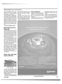 Maritime Reporter Magazine, page 19,  Apr 2000 Virginia