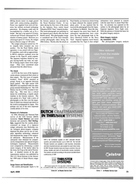 Maritime Reporter Magazine, page 21,  Apr 2000