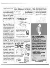 Maritime Reporter Magazine, page 25,  Apr 2000