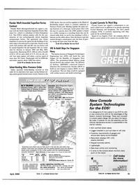 Maritime Reporter Magazine, page 31,  Apr 2000